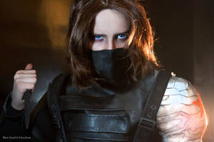 COSPLAY - Winter Soldier II by marinecosplaybr