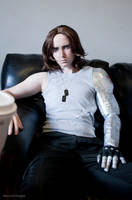 COSPLAY - Winter Soldier - Bucky Barnes I by marinecosplaybr