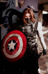 COSPLAY - Winter Soldier CAACOSPLAY XI