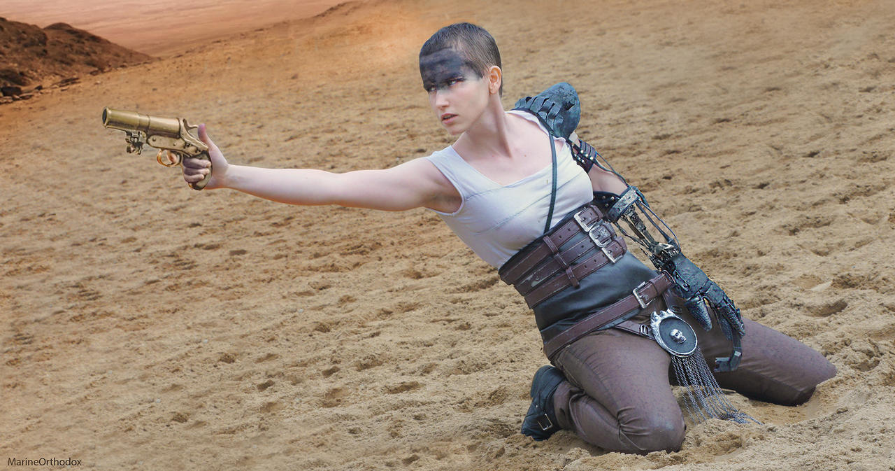 COSPLAY - Furiosa I by MarineOrthodox