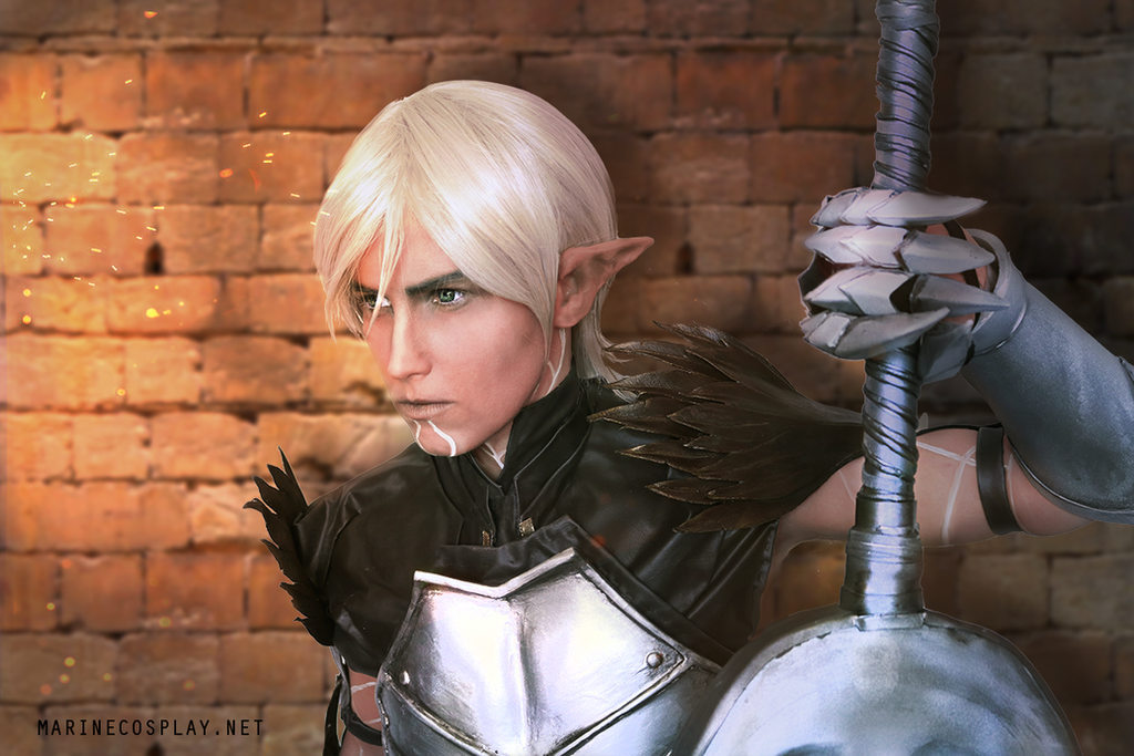 COSPLAY - Fenris VII by marinecosplaybr