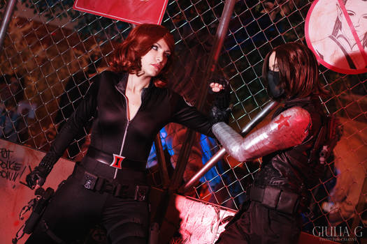 COSPLAY - WinterWidow II