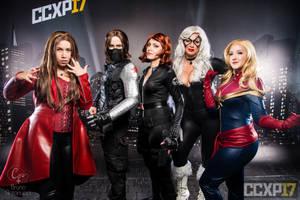 COSPLAY - Marvel group III