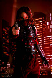 COSPLAY - Winter soldier 2.0 I