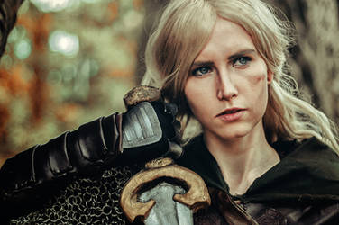 [COSPLAY] Lord of the rings - Eowyn by marinecosplaybr
