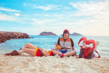 [COSPLAY] Chrono cross - Opassa beach II