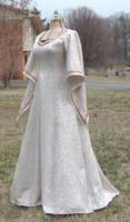 Fantasy Elven Gown