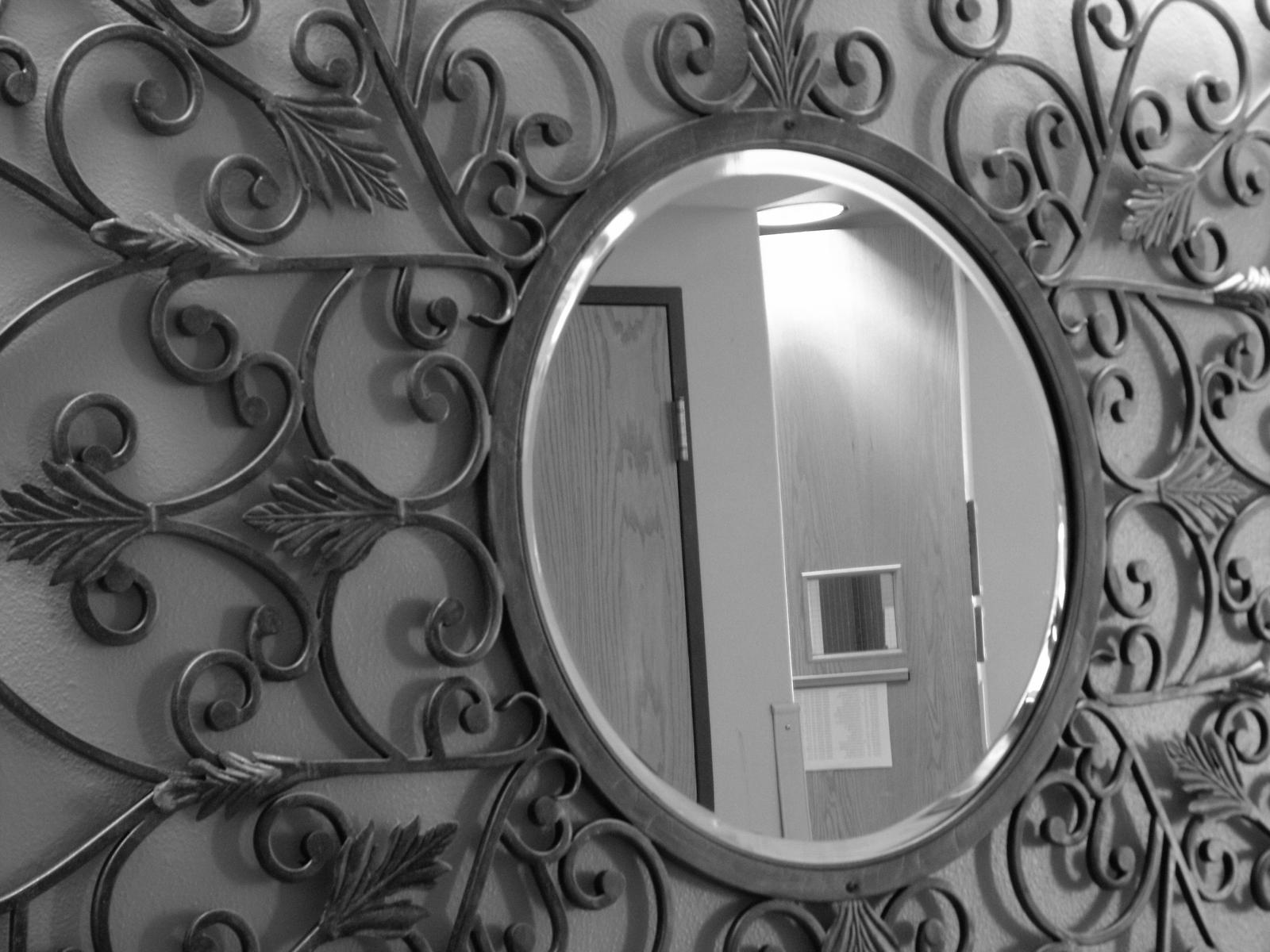 Mirror mirror on the wall by sora8969 on deviantart for Mirror on the wall
