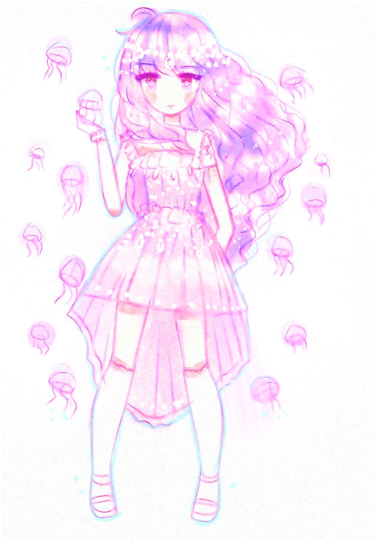 Jellyfishes lover by kioler