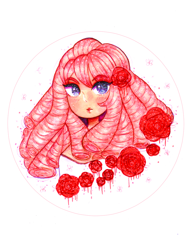 Rose Quartz by kioler