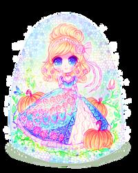 Cinderella by kioler
