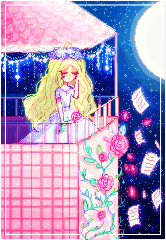 Letters to you- pixel art by kioler