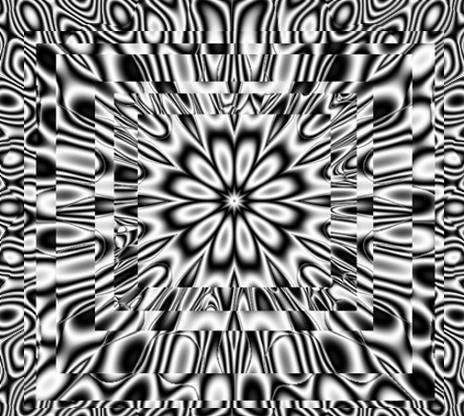Vibrant Patterns by JuujunIdatenWolf