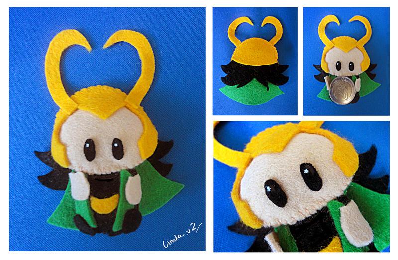 Loki doll by I-Am-Bleu