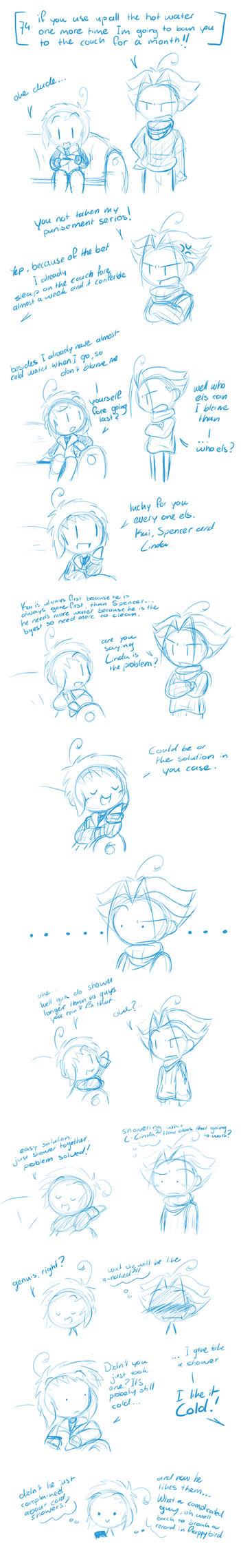 sketch dump question 74 by I-Am-Bleu