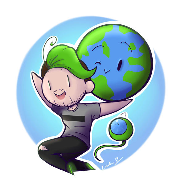 Hello world by I-Am-Bleu