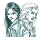 Tanith And Valkyrie
