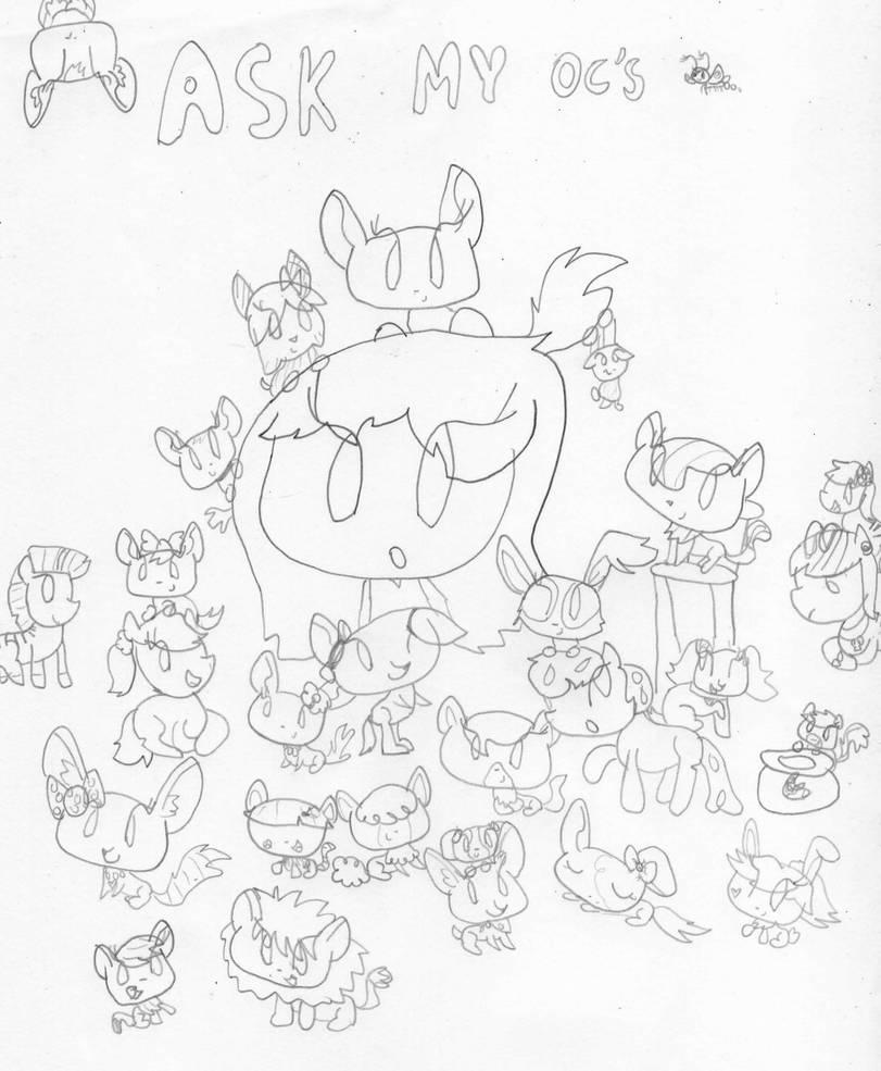 Ask Me sketch