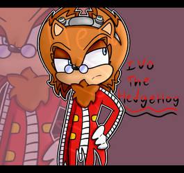 Ivo the hedgehog