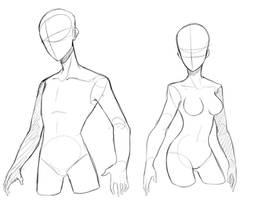 Anatomy Study by ShweezyLiz