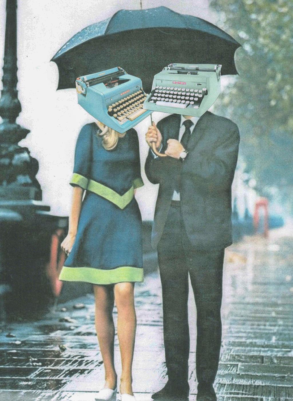 Typewriter love by sophiemoates