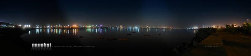 Mumbai by alvito