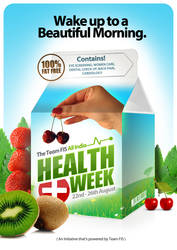 Health Week - Poster by alvito