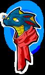 Dragon Portrait 8