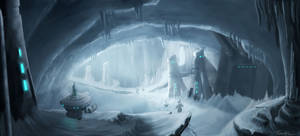 Ice Cave Scout