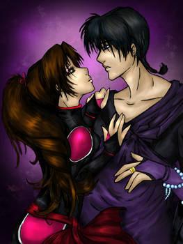 IY - Sango and Miroku