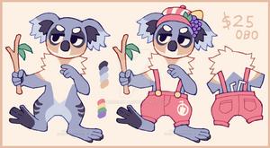 koala adopt [ open ]