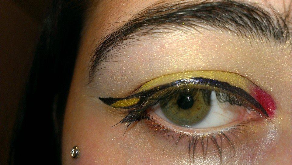 Pikachu Make-up! by JlouCherryStar
