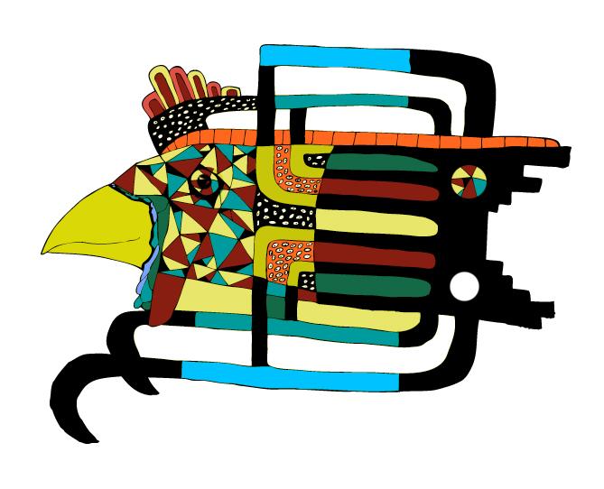 Bird by monge93