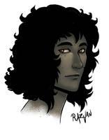 Razvan the healer by Laiochan