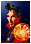 Doctor Strange by bloodyman88
