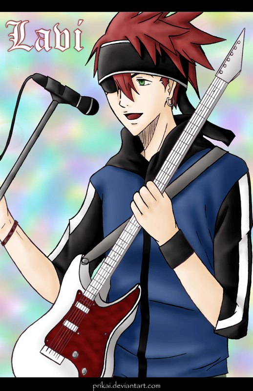 Anime J-Rock By Prikai On DeviantArt