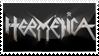 Hermetica stamp by Taikoubou-Metal