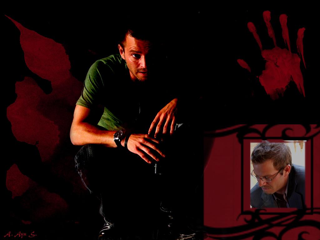Danny Messer by VampiresLady