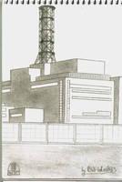 Chernobyl NPP before explosion by RAD-GLaDOS