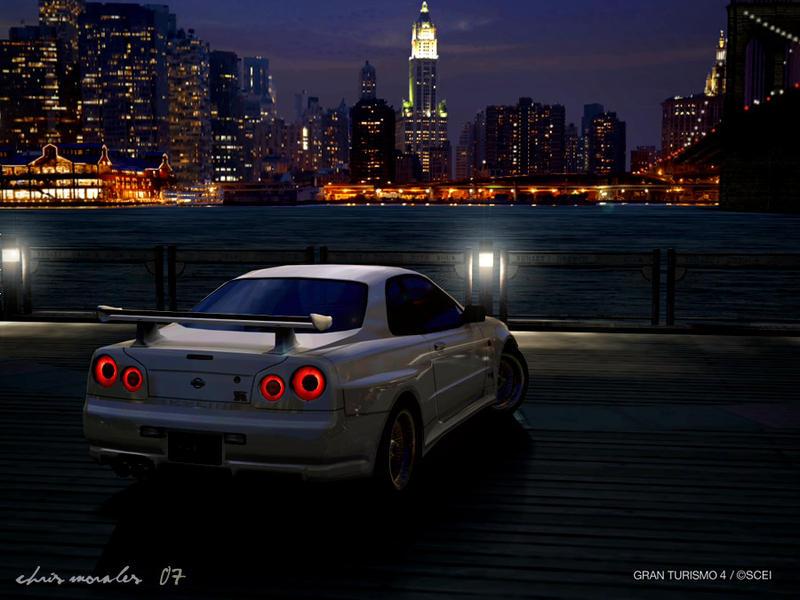 99 Nissan Skyline GTR N1 2 by chriz00 on DeviantArt