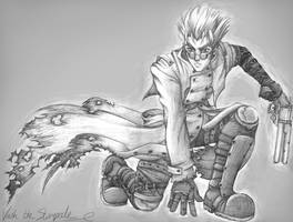 Vash the Stampede by Twisted-Melody