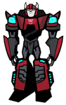 Transformers Alliance | Cliffjumper!