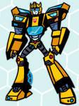 Transformers Cyberverse | Bumblebee!