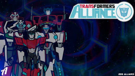 Transformers Alliance | Getting There by SRGDuck