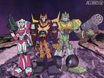 Transformers Alliance : The Animated Series| Reach