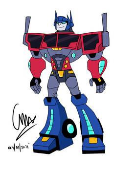 Transformers Alliance | Optimus Prime