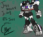RTS Jazz   Jazz Week  Jriday