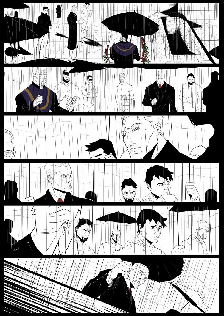 Dark Player 2 page 1 by GENOMOD666