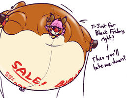 Black Friday by TheHeliumTiger