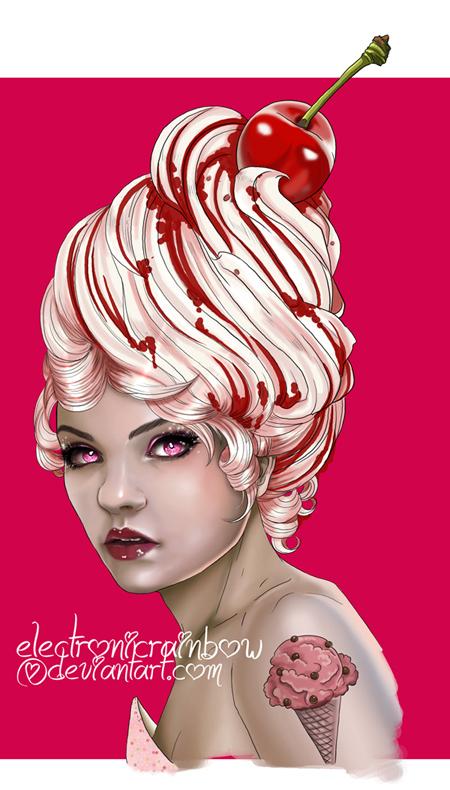 I scream icecream by ElectronicRainbow